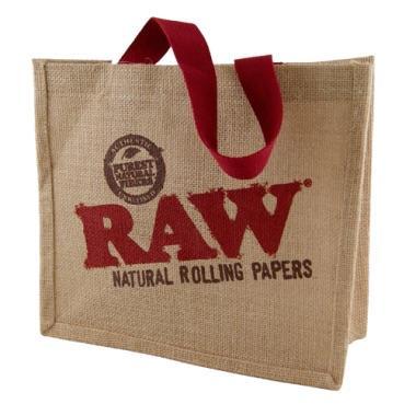 Bolsa Cañamo Exclusiva Papel Raw Edicion Limitada