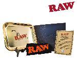 Bandeja Raw De Oro 18k Edición Limitada