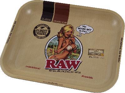Bandeja Raw Girl Mediana