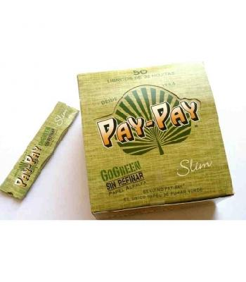 Papel Pay - Pay Alfalfa King Size Slim Gogreen