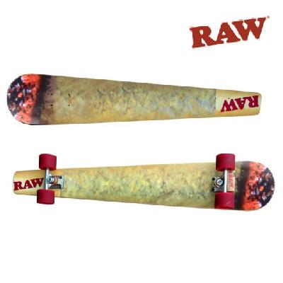 Tabla Skate Raw Longboard
