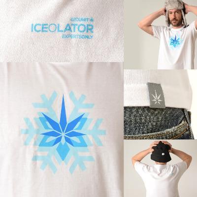 420unit -  Camiseta Iceolator