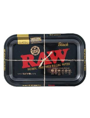 Bandeja Metálica Raw Black