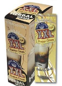 Blunt Hemparillo Russian Cream Xxl 2 Unidades