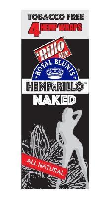 Blunt Hemparillo Naked Xxl 2 Unidades