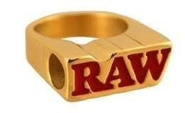 Anillo Raw Oro