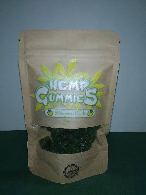 Hemp Gummies Manzana