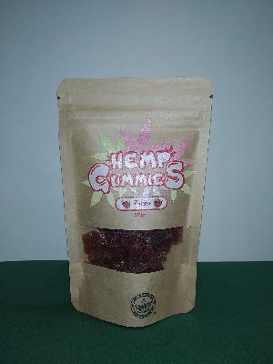 Hemp Gummies Fresa