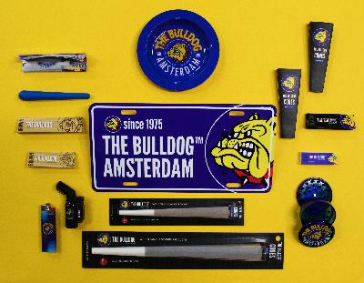 Pack The Bulldog Amsterdam